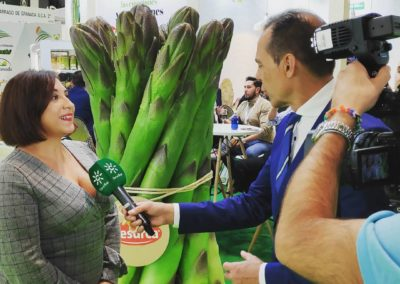 Salsas interactivas en Fruit Attraction