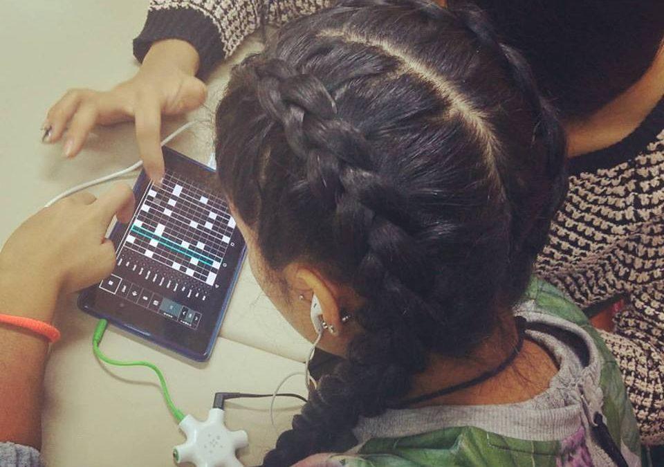 Talleres de Ritmo y DJ para jóvenes en AJEMA