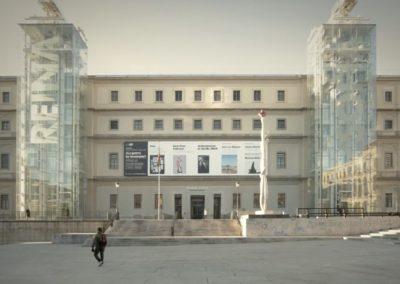 Música para video promocional Museo Nacional Centro de Arte Reina Sofía