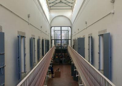 Instalación Fernando Arroyo. Cárcel de Segovia, Centro Cultural.