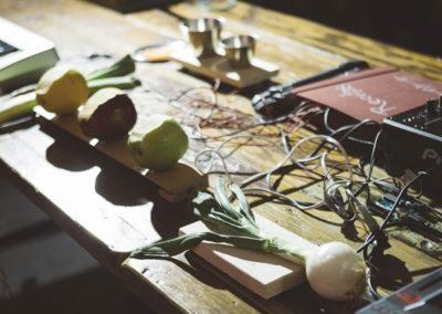 MINI Hub. Escaparatech Food Design Showcase
