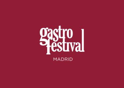 Gastrofestival2016. Gastronomía interactiva.