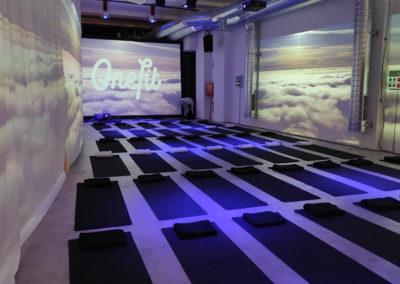 Presentación Onefit en Madrid
